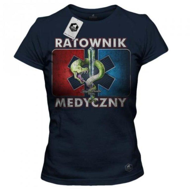 Realizacje koszulek medycznych na znakomitym poziomie