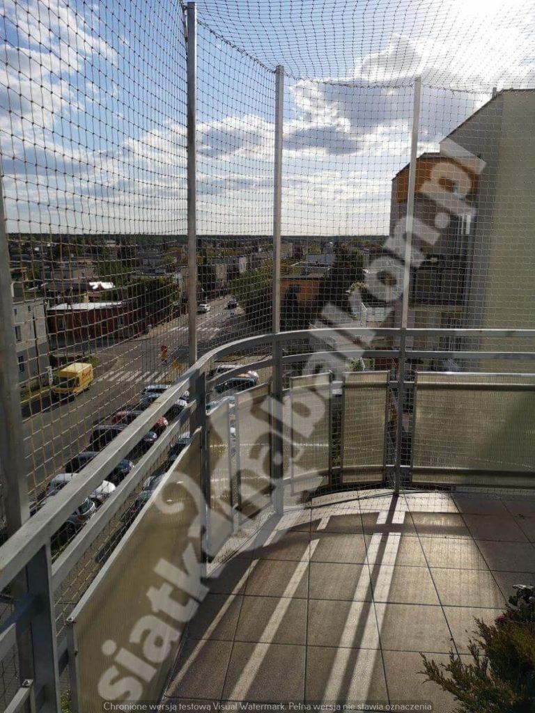 Jaka siatka na balkon jest polecana?