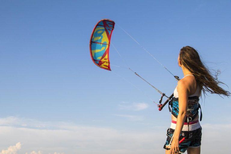 Dlaczego jeszcze nie zapisaliście się na kurs kitesurfingu?
